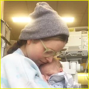 Harry Potter's Jessie Cave Gives Update After 11-Week-Old Son is Hospitalized with COVID-19