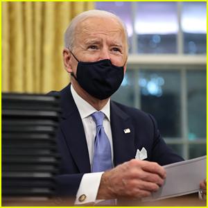 Joe Biden's POTUS Twitter Account Is Only Following One Celebrity