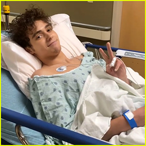 Disney Star Joshua Bassett Was Hospitalized on His Song's Release Day