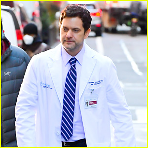 Joshua Jackson Spotted on 'Dr. Death' Set After Replacing Jamie Dornan in Peacock Series