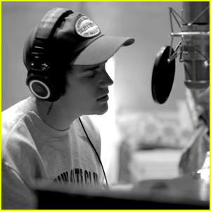 Justin Bieber Gives an Album Progress Update