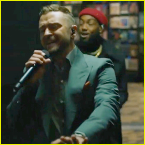 Justin Timberlake & Ant Clemons Perform Their New Song 'Better Days' During 'Celebrating America' Event - Watch!