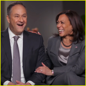 Kamala Harris Reveals She Googled Husband Doug Emhoff Before Blind Date - Watch His Reaction!