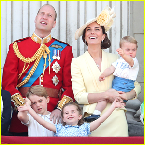 Kate Middleton & Prince William Had Nine Of The Top 10 Royal Instagrams Of the Year
