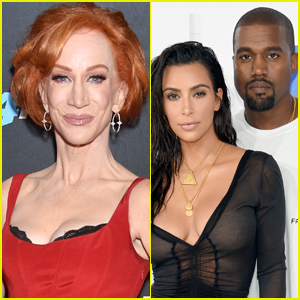 Kathy Griffin Weighs In On Former Neighbors Kim Kardashian & Kanye West's Reported Split