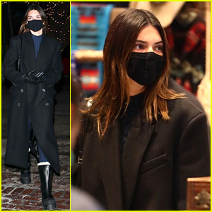 Kendall Jenner Stops By Marijuana Dispensary While Prepping for New Year's Eve in Aspen