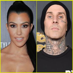 Kourtney Kardashian & Travis Barker Are Sparking Romance Rumors