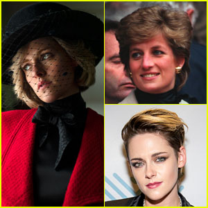 Kristen Stewart as Princess Diana in 'Spencer' - First Look Photo!