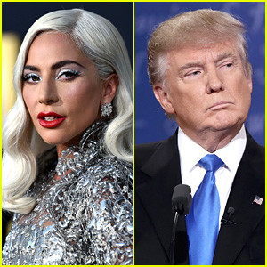 Lady Gaga Explains Why Trump Needs to Be Impeached, Not Ousted with 25th Amendment