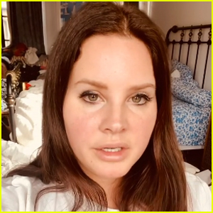 Lana Del Rey Defends Herself & Her Quotes About Trump: 'This Is My Story' - Watch (Video)