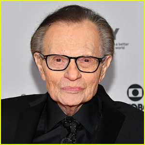 Larry King Moved Out of ICU Amid Battle with COVID-19 (Report)