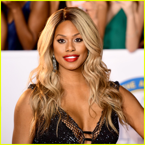 Laverne Cox Didn't Expect to Fall in Love Amid Quarantine - Watch! (Video)
