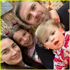 Lily Aldridge Shares Rare Family Photos with Caleb Followill & Their Two Kids!