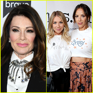 Lisa Vanderpump Speaks Out On Stassi Schroeder & Kristen Doute's Firings From 'Vanderpump Rules'