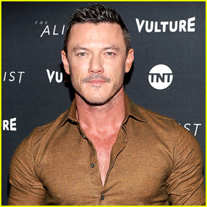 Luke Evans Wears Just a Tiny Speedo in Hot New Photo!