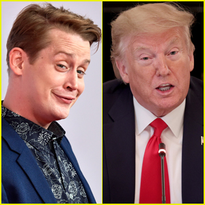 Macaulay Culkin Backs Fan Petition to Get Donald Trump Removed from 'Home Alone 2'