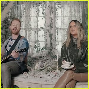 Maren Morris & JP Saxe Team Up for 'Line By Line' - Read Lyrics & Watch the Video!