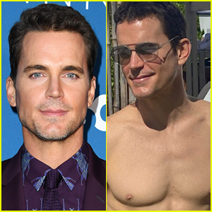 Matt Bomer Closed Out 2020 By Sharing This Hot Shirtless Pic!