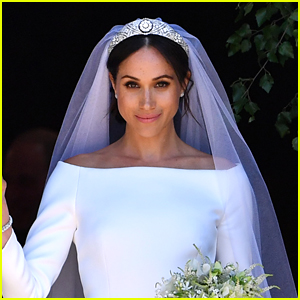 Meghan Markle Rushed Into Her Royal Role, Wedding Dress Embroiderer Says