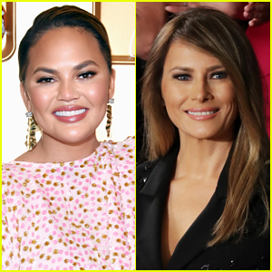 Chrissy Teigen Says Melania Trump 'Killed the White House Fashion Game,' Except for This One 'Trash' Look