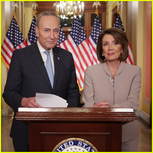 Nancy Pelosi & Chuck Schumer Call Upon Trump to Demand His Supporters Leave U.S. Capitol