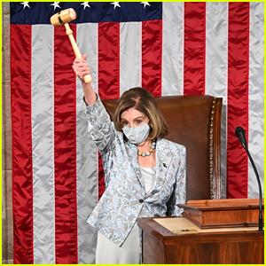 Nancy Pelosi Re-Elected as Speaker of the House