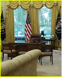 A Former President's Portrait Was Removed From the Oval Office