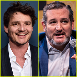 Pedro Pascal Shares Ted Cruz's Office Number After Capitol Breach & 'Wonder Woman' Diss: 'Share Your Thoughts'