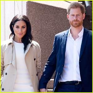 Prince Harry Puts an End to Rumor That He & Meghan Markle Quit Social Media