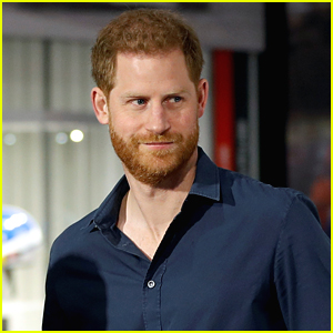 Prince Harry Condemns Attacks On The Capitol & Calls For Tech Companies To Take Responsibility