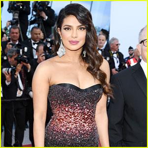 Priyanka Chopra Reveals Her Big Secret From This Cannes Red Carpet!