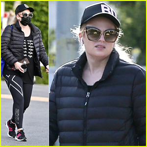 Rebel Wilson Picks Up Groceries After Announcing 'Pooch Perfect' Show