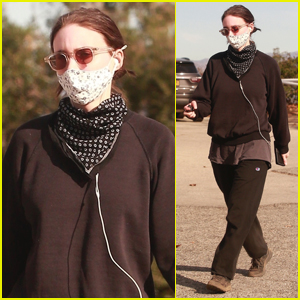 Rooney Mara Makes Rare Public Outing After Welcoming Son River