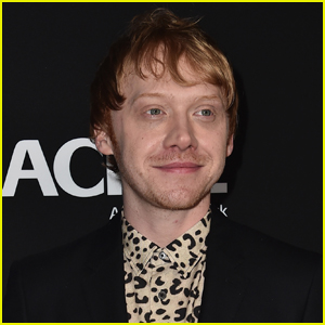 Rupert Grint Gushes About Daughter Wednesday in Rare Interview!