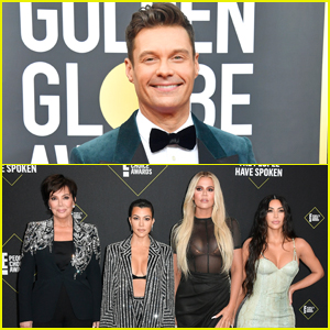 Ryan Seacrest Shares New Details About the Kardashian-Jenner Family's Hulu Deal
