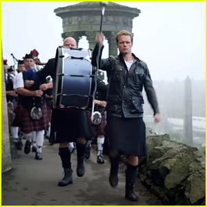 Sam Heughan & Graham McTavish Travel Around Scotland In First 'Men In Kilts' Trailer