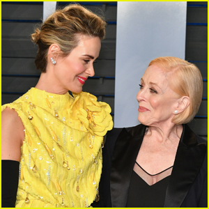 Sarah Paulson Pens Sweet Birthday Message to 'Perfect' Girlfriend Holland Taylor