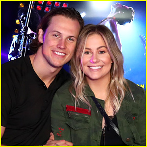 Shawn Johnson Is Pregnant, Expecting Second Child with Husband Andrew East