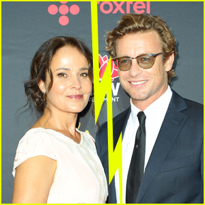 Simon Baker & Rebecca Rigg Split After 29 Years of Marriage