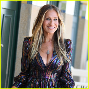 Here's What Sarah Jessica Parker Said About the Fourth Character in 'Sex & The City' Reboot