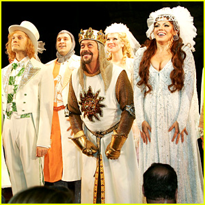 Monty Python's Broadway Musical 'Spamalot' to Become a Movie, Will Likely Film This Year!