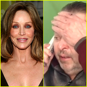 Tanya Roberts' Boyfriend Learned She's Still Alive While Being Interviewed on TV (Video)
