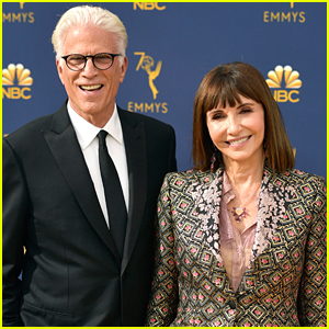 Ted Danson Gushes Over Wife Mary Steenburgen In Cute Interview
