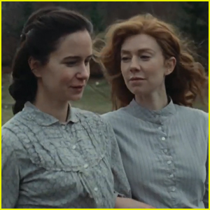Katherine Waterston & Vanessa Kirby Fall in Love in 'The World to Come' Trailer - Watch Now!