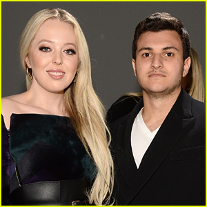 Tiffany Trump Announces Engagement One Day Before Her Father's Presidency Ends