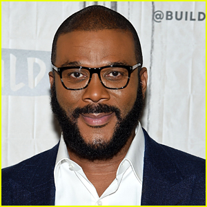Tyler Perry Actually Flew To Georgia To Cast His Vote in The Runoff Election After Not Receiving His Absentee Ballot
