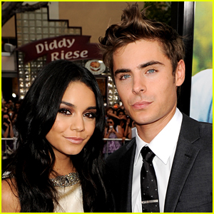 Vanessa Hudgens Posted a Meme of Her & Her Ex Zac Efron - Here's Why