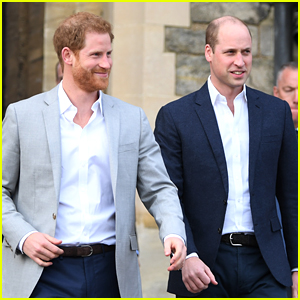Prince William & Prince Harry's Relationship Is 'Much Better Than It Was', A Royal Expert Says