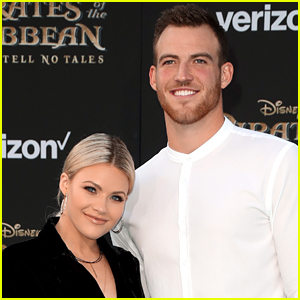 DWTS' Witney Carson Welcomes First Child with Carson McAllister!