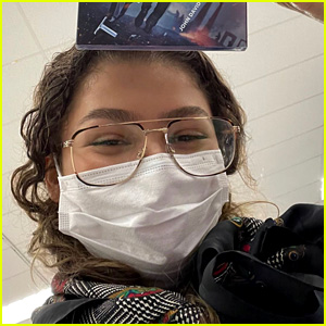 Zendaya Shows Fans What She Bought at Target on Friday Night